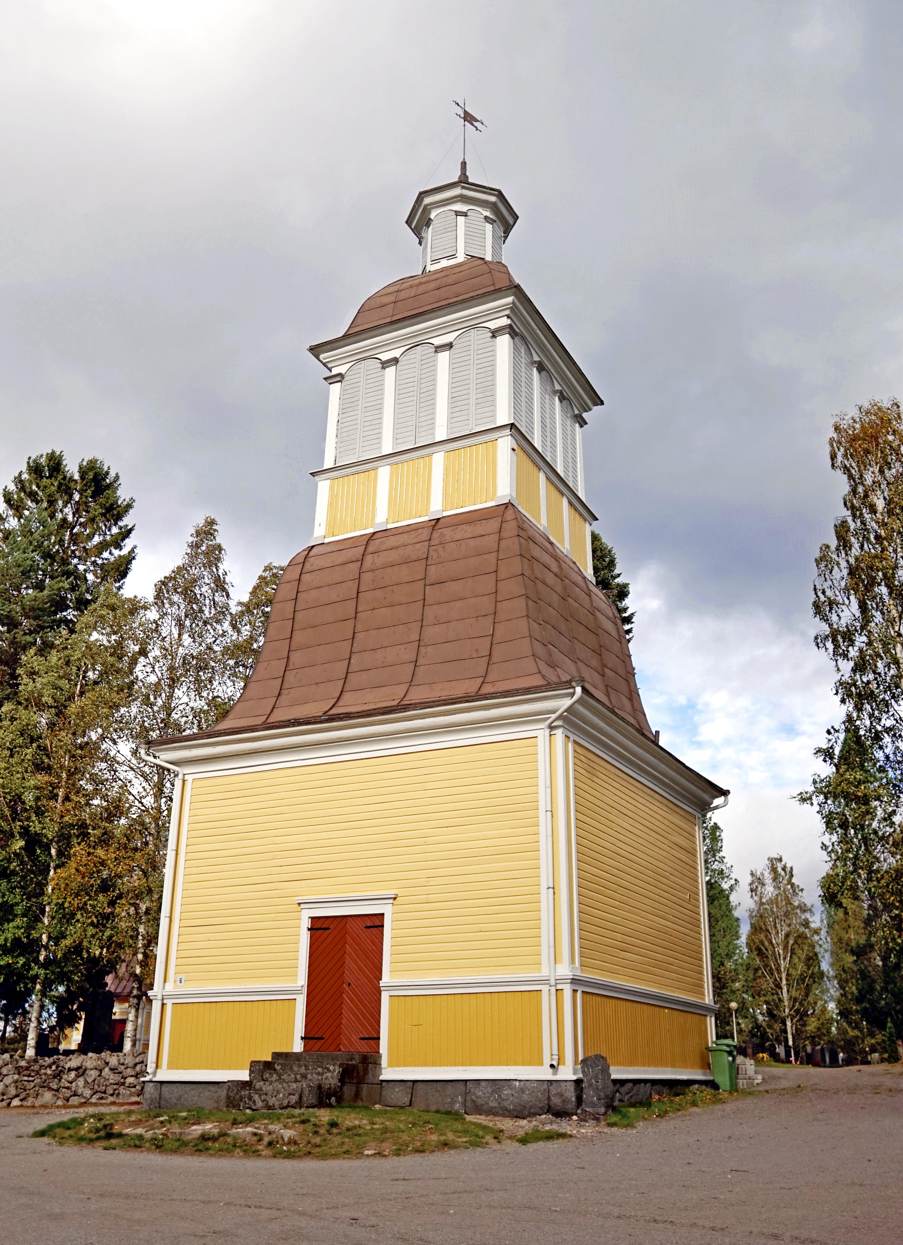Töysä bell tower.jpg