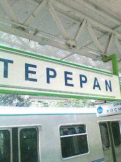 Cómo llegar a Tepepan en transporte público - Sobre el lugar