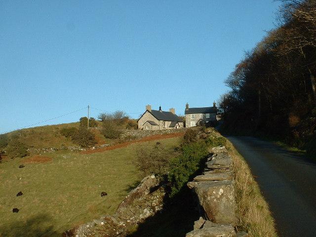 The Old School, Llanfihangel-y-pennant - geograph.org.uk - 90523