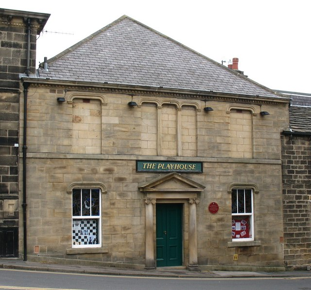 The Playhouse, Pateley Bridge - geograph.org.uk - 829761
