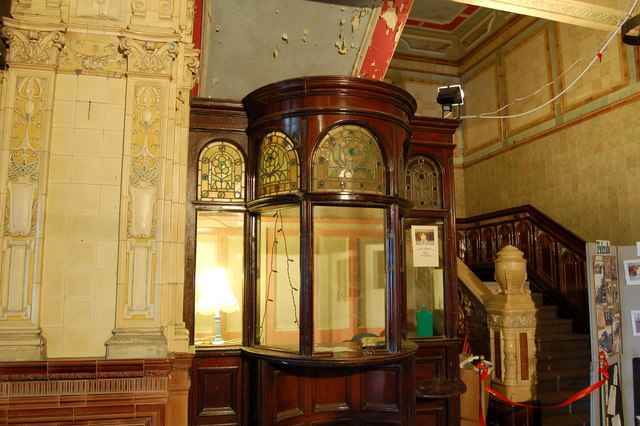 File The Old Box Office Morecambe Winter Gardens Wikimedia Commons