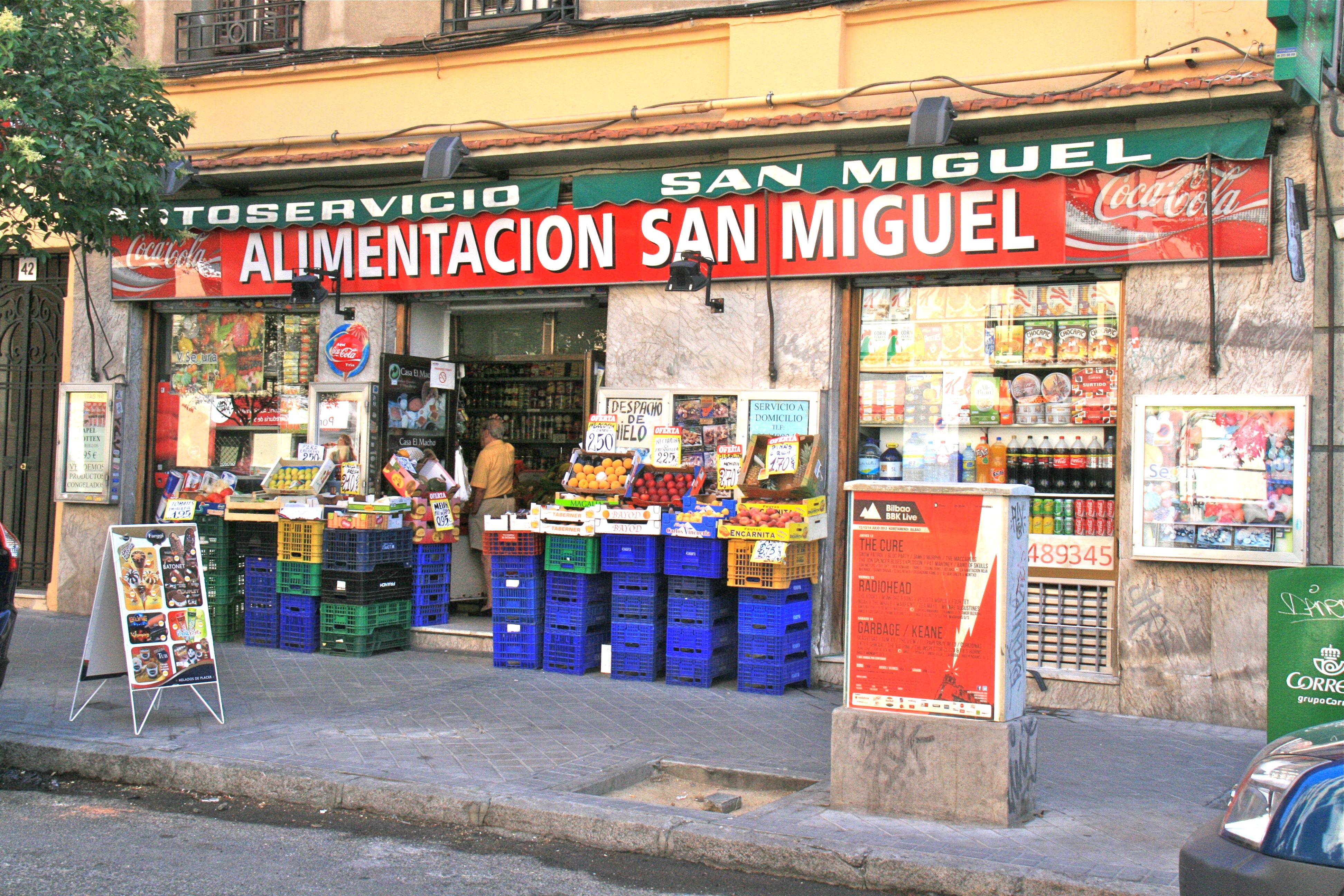 San Miguel De Allende Gluten Free Food Shops