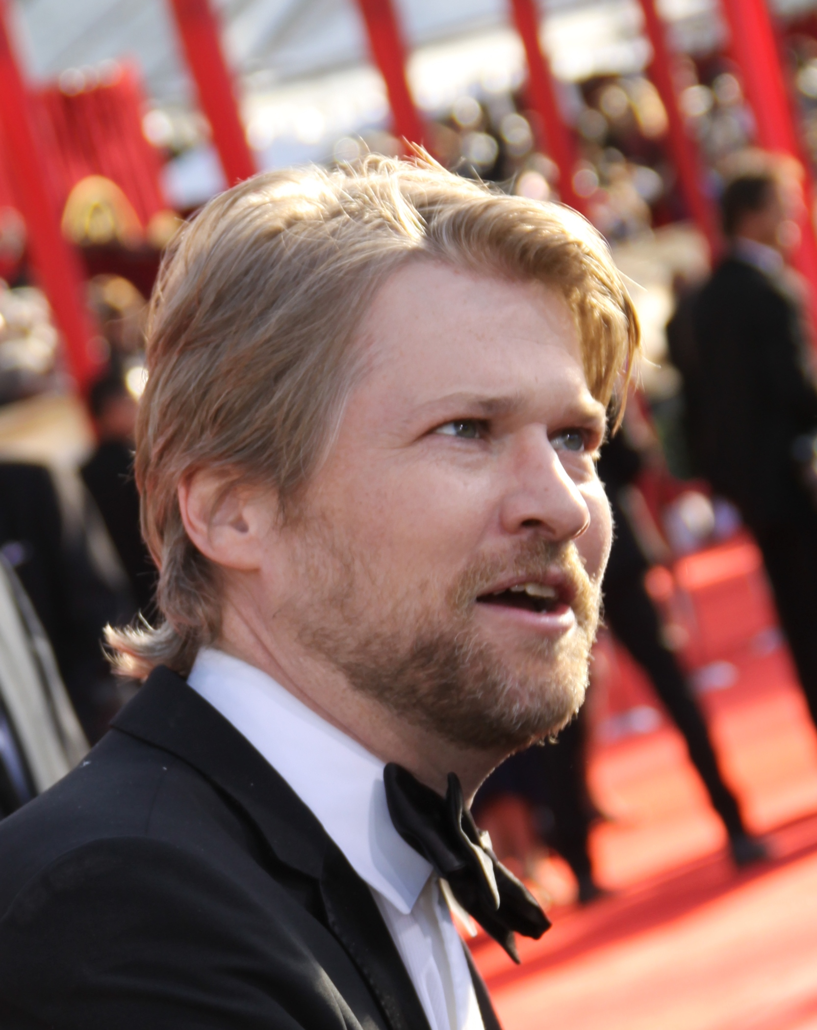 The 41-year old son of father (?) and mother(?) Todd Lowe in 2018 photo. Todd Lowe earned a  million dollar salary - leaving the net worth at 2 million in 2018