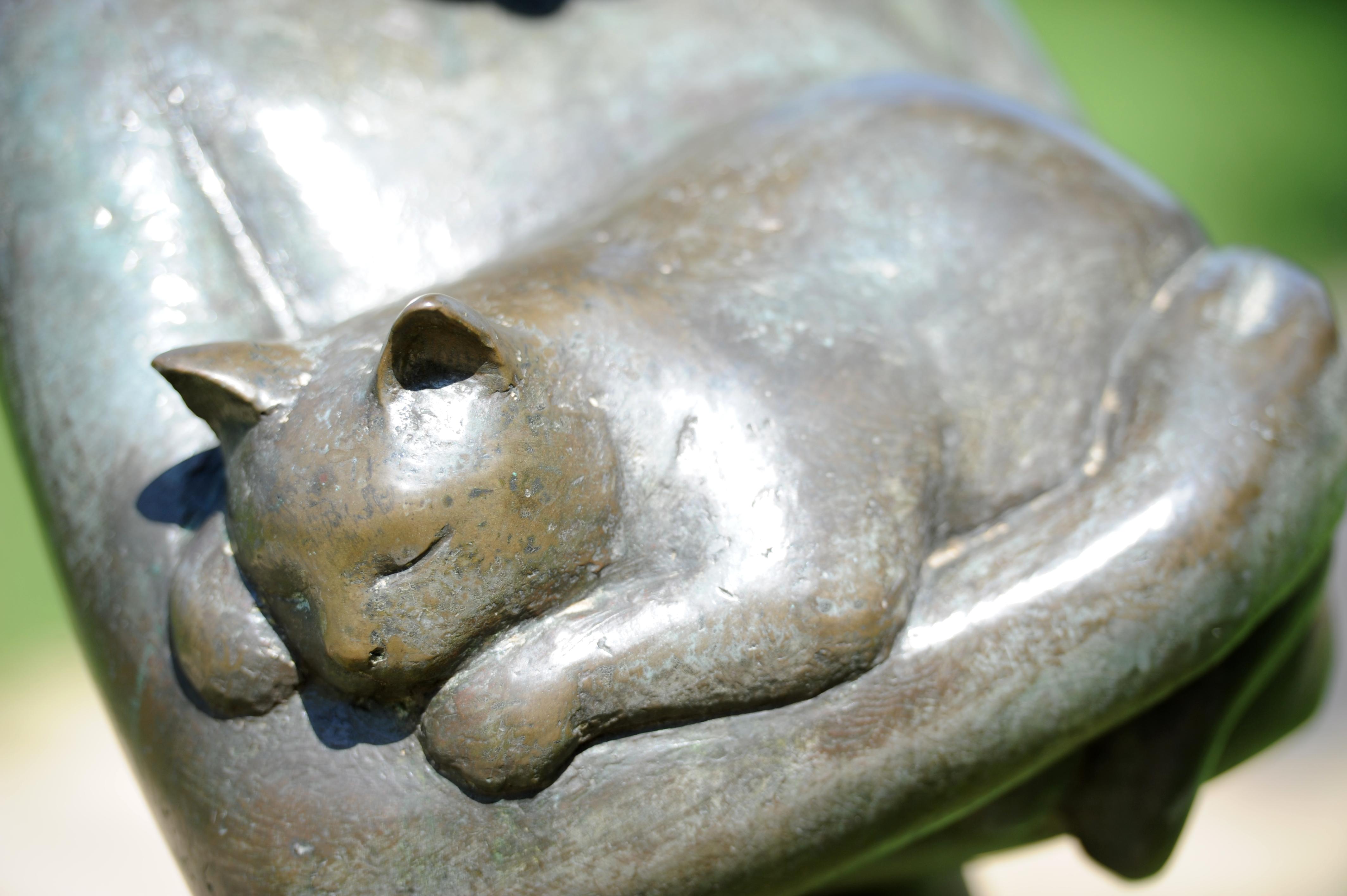 Beau File:Ursula Malbin Sculpture Garden In Haifa 22
