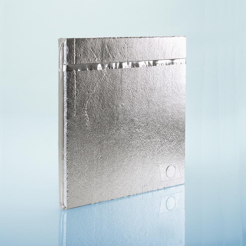 Vacuum Insulation Panel (VIP)