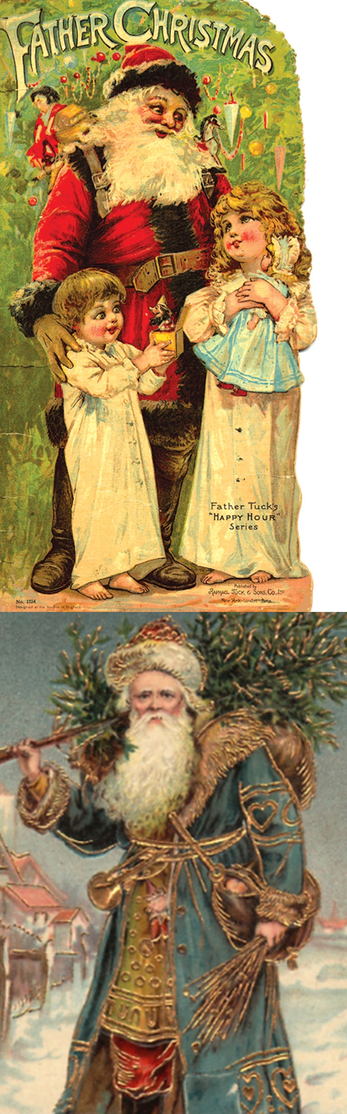 Spiritualiteit en religie Victorian_depictions_of_Father_Christmas