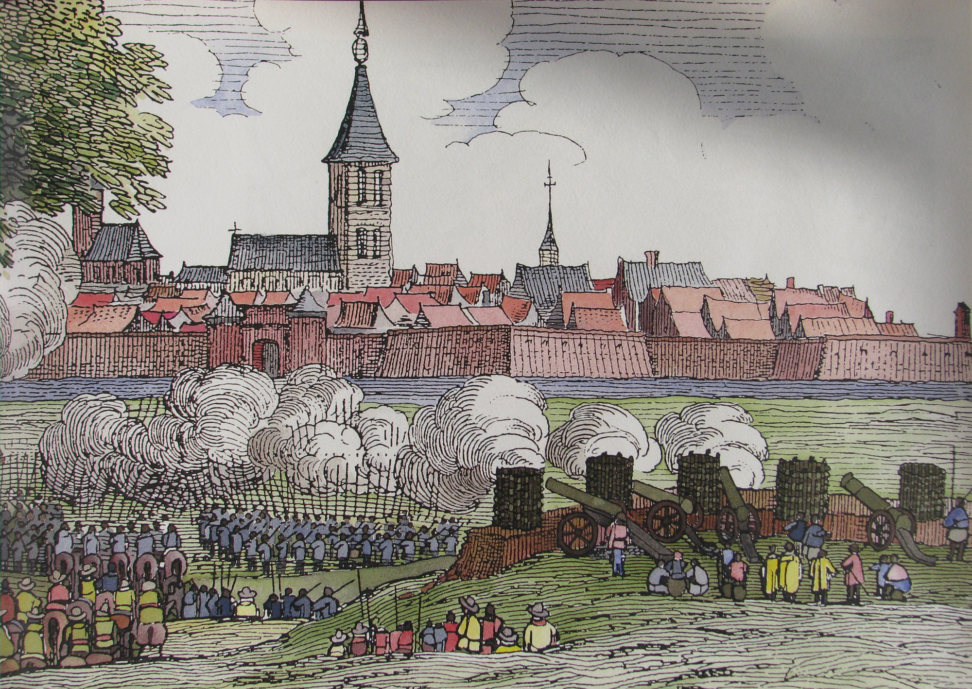 File:View of Grol (Groenlo) in 1595.jpg