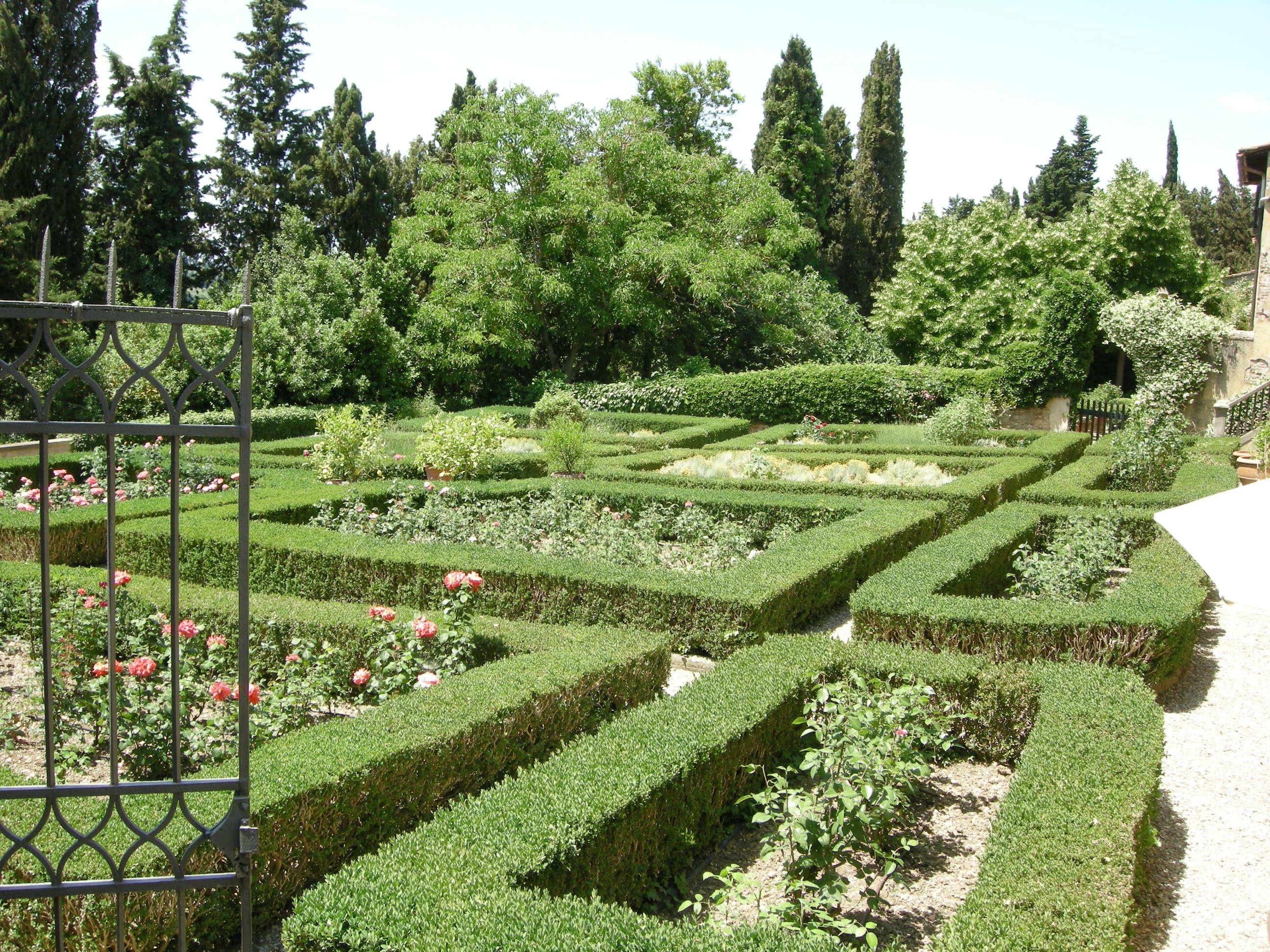 villa baldasseroni - wikipedia - Piccolo Giardino Allitaliana