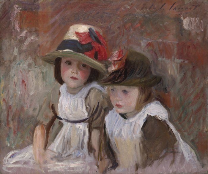 File:Village Children by John Singer Sargent 1890.jpeg