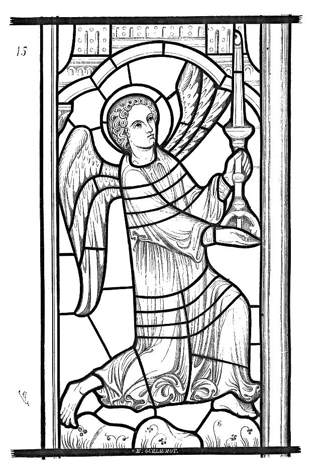 File wikimedia commons - Dessin vitraux ...