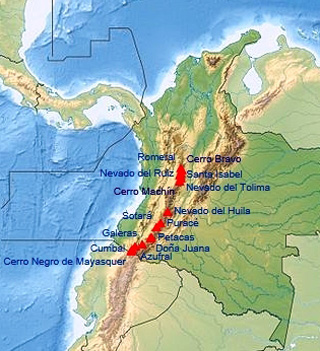 AnexoVolcanes de Colombia  Wikiwand