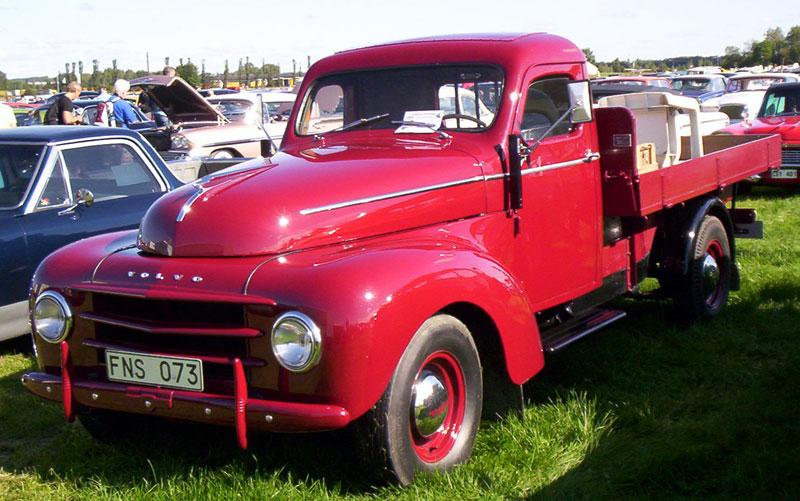 File Volvo Pv 833 Pickup 1952 Jpg Wikimedia Commons
