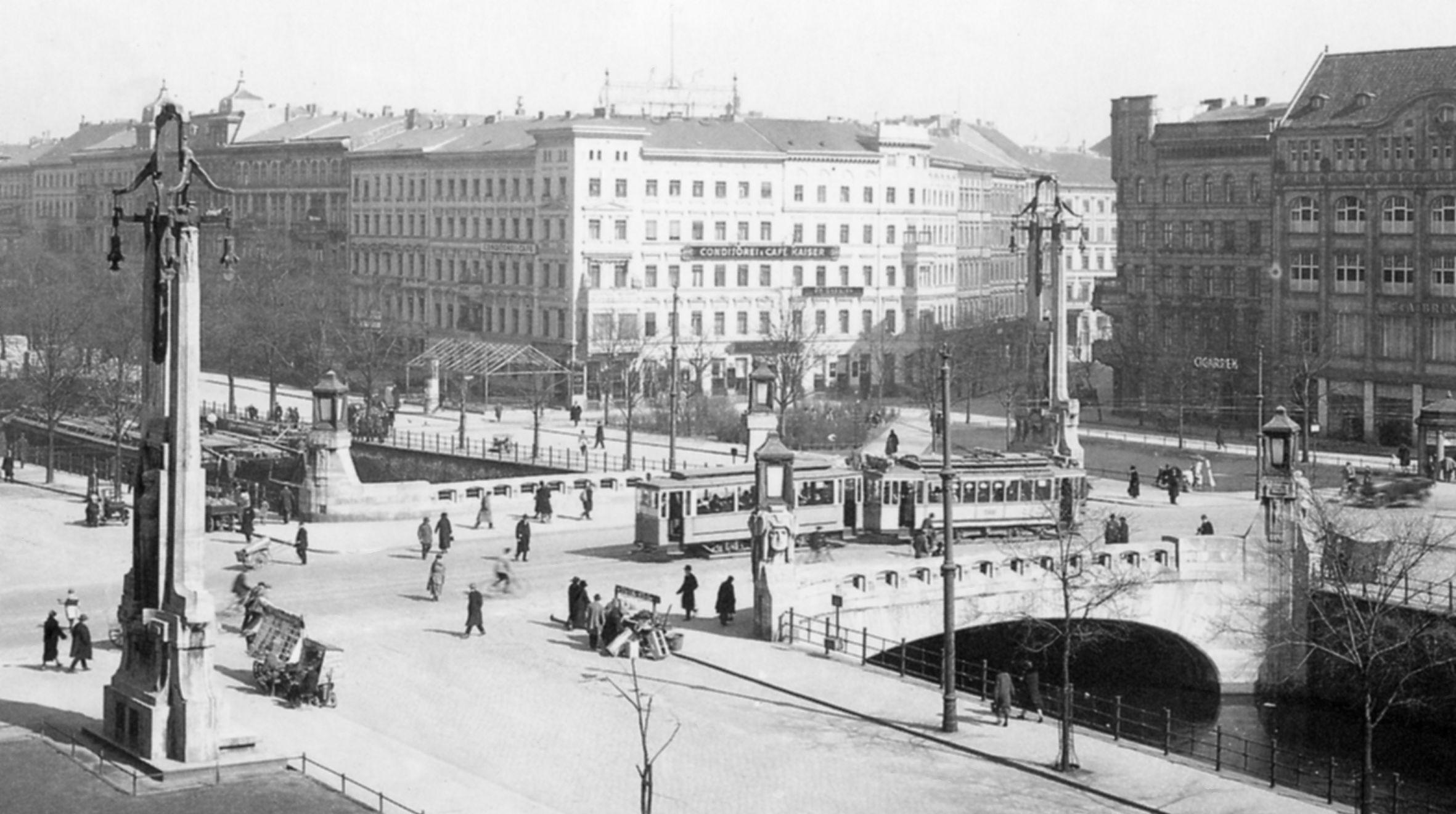 Waldemar Titzenthaler - Oranienbrücke, 1925.jpg