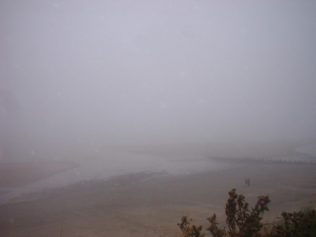 Withernsea Fog - geograph.org.uk - 241721