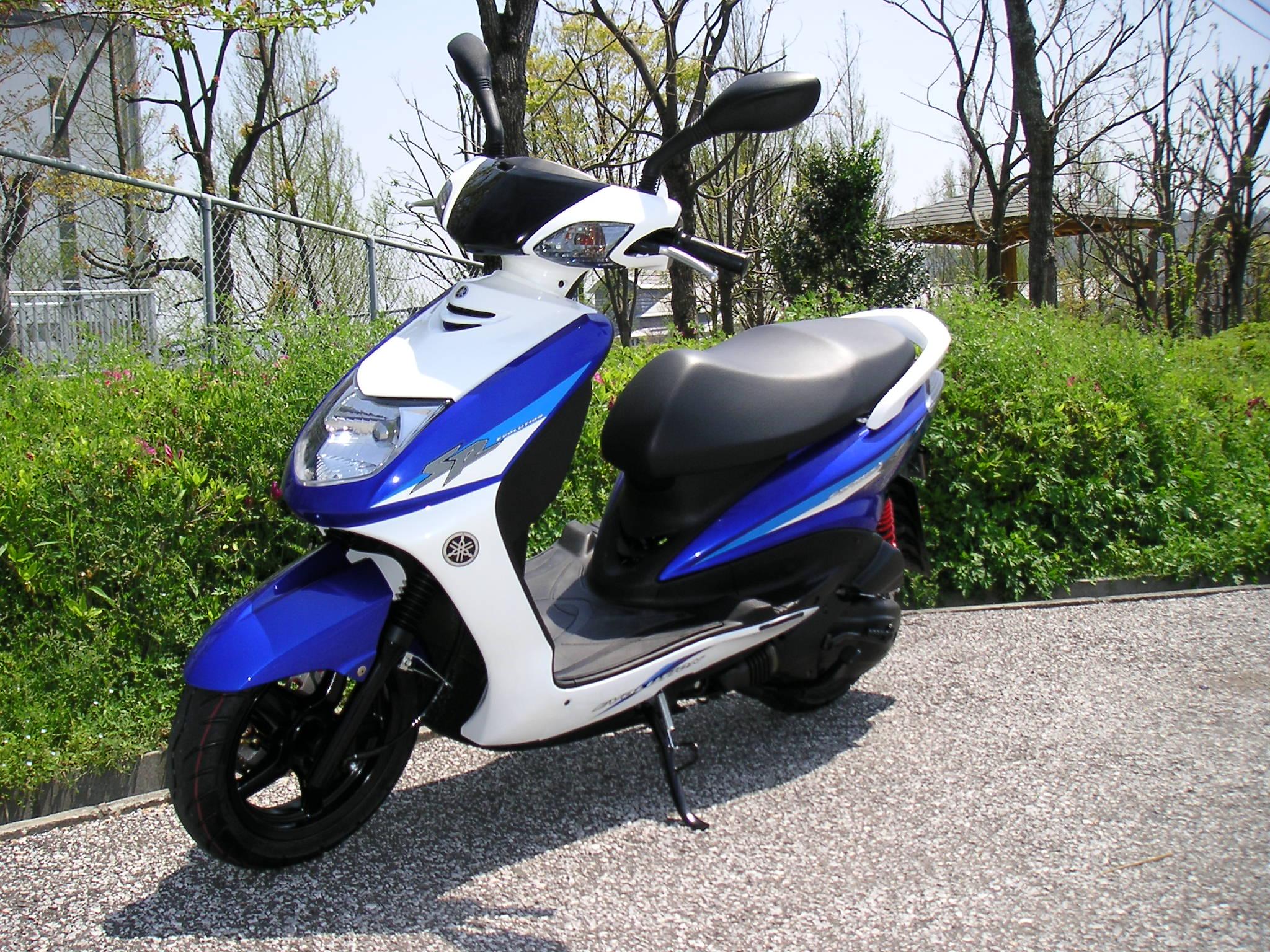 yamaha cygnus 125 cc:
