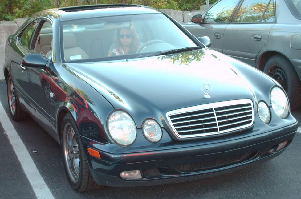 File 98 03 Mercedes Benz Clk Jpg Wikimedia Commons