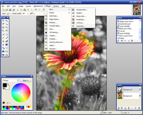 Paint Net Plugins Pack