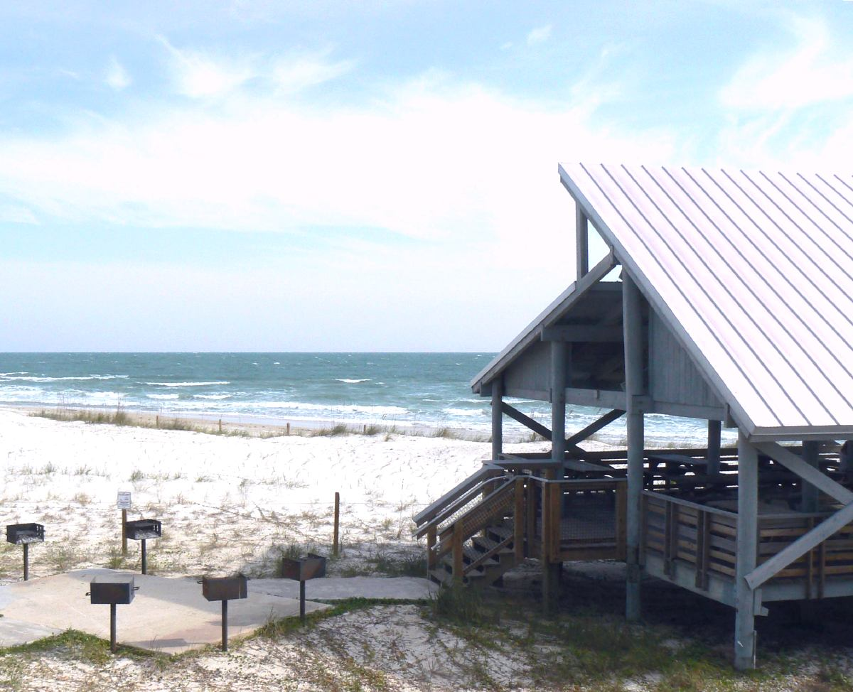 St George Island State Park East End Access