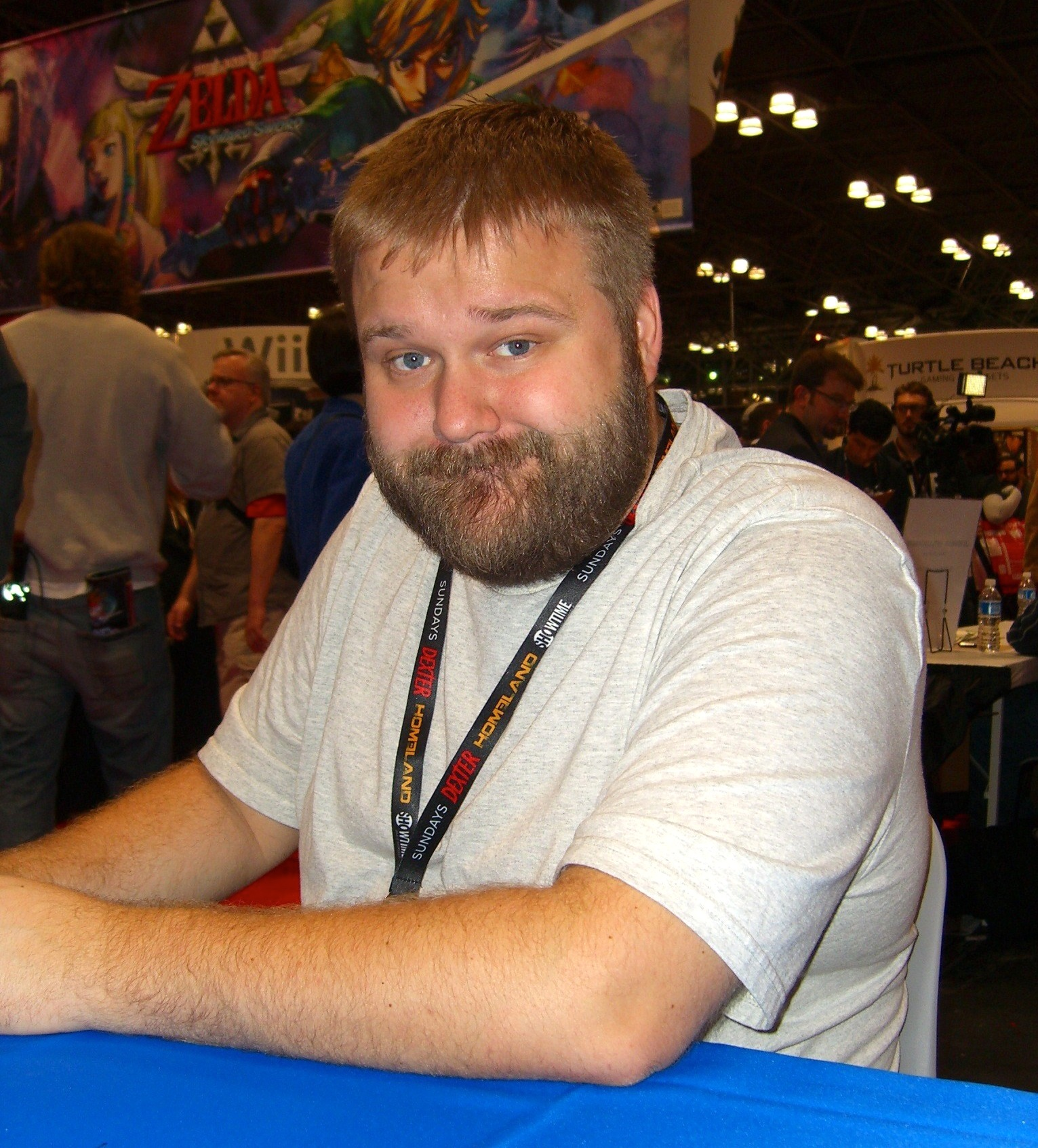Photo of Robert Kirkman