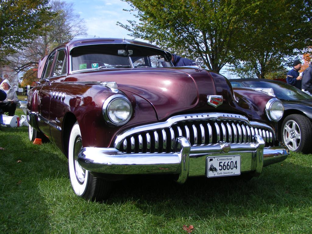 File 1949 Buick Roadmaster Jpg Wikipedia