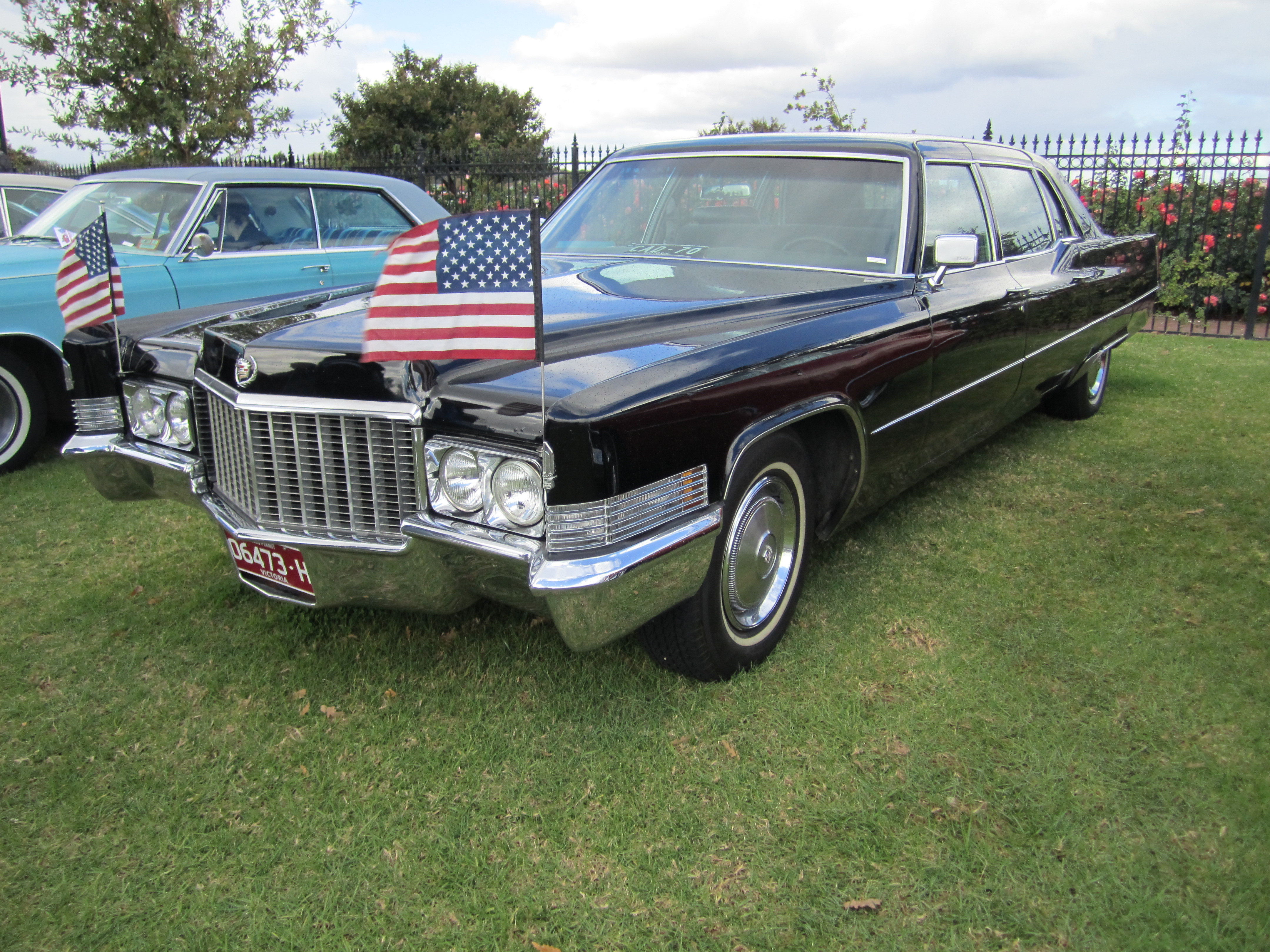 File:1970 Cadillac Fleetwood.jpg - Wikimedia Commons