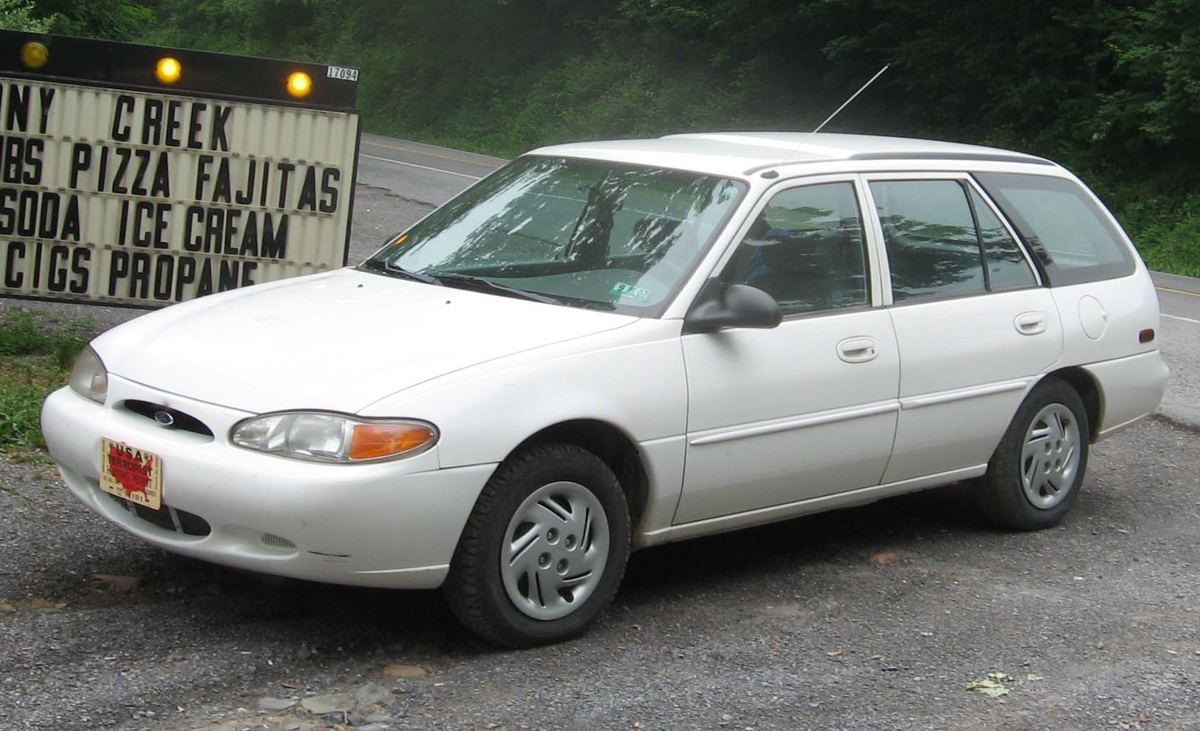 Used 1998 Ford Escort Wagon Pricing