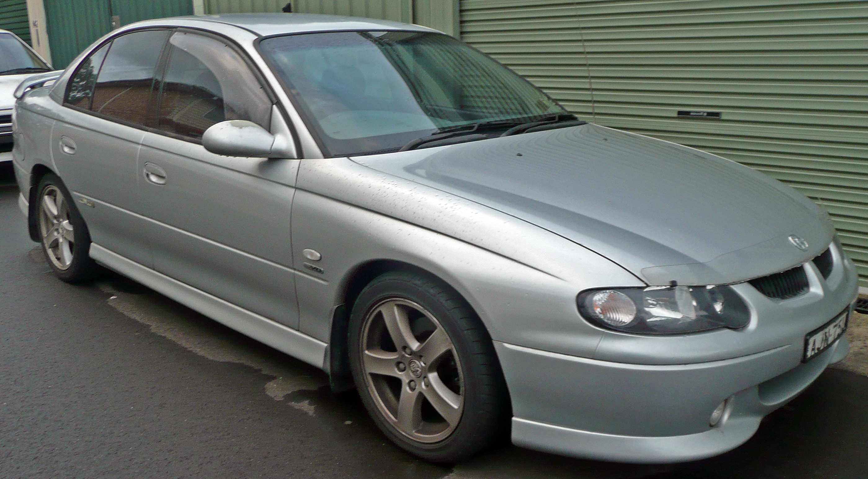 File 2000 2001 Holden Vx Commodore Ss Sedan 03 Jpg