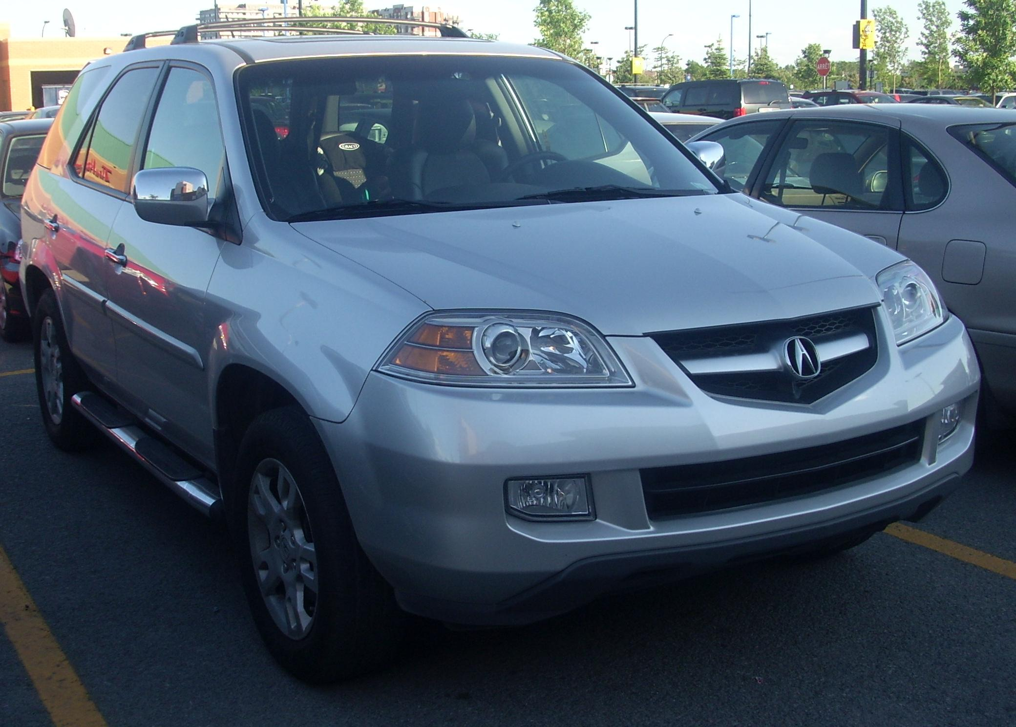 Used Cars Fort Myers >> 2006 Acura Mdx | Autos Post