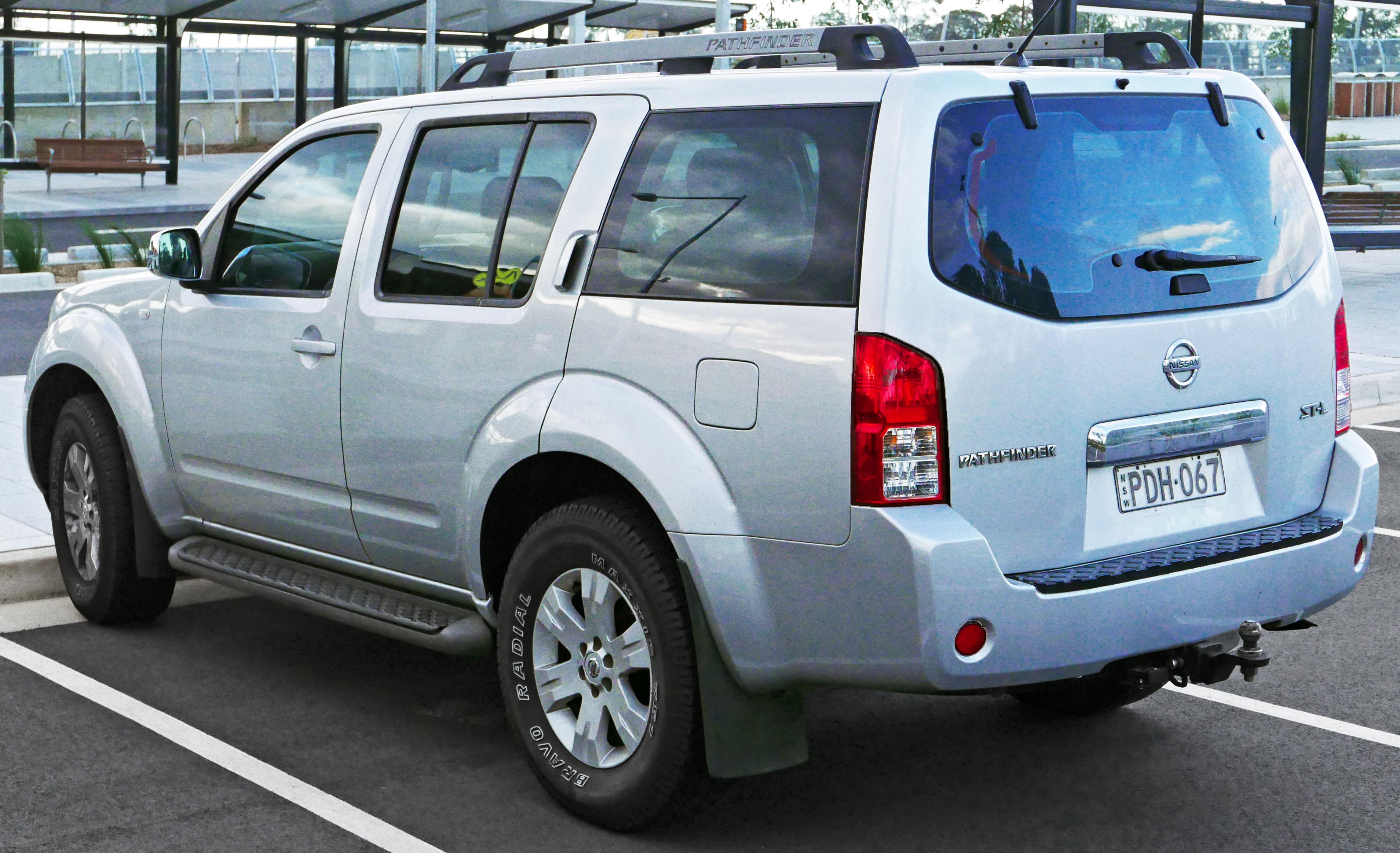 File2005 Nissan Pathfinder R51 ST L Wagon 2015 04