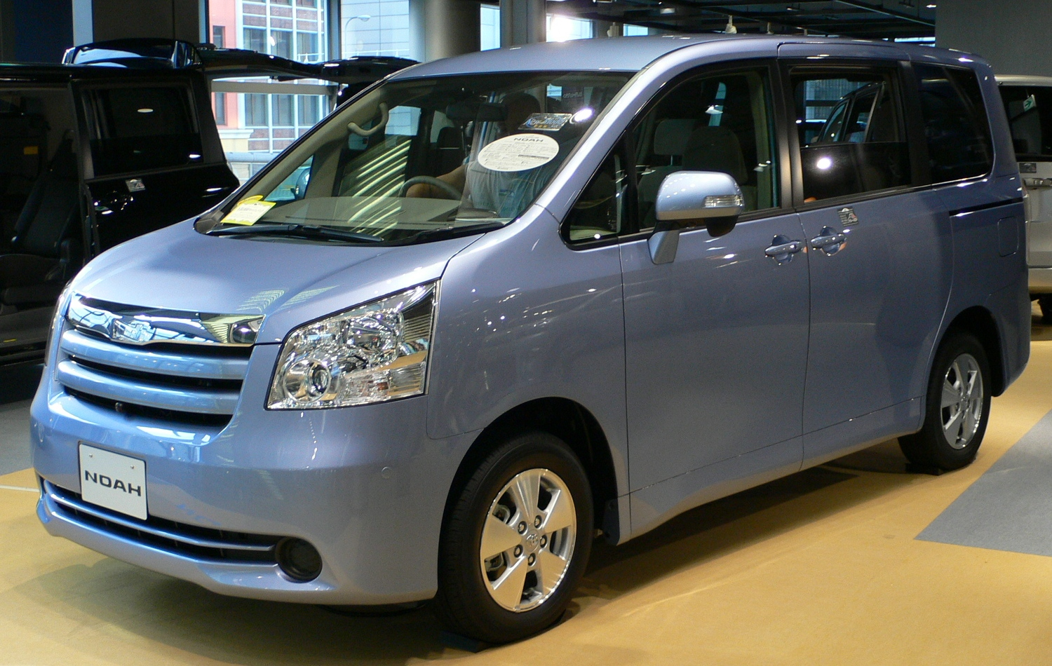 7 s model of toyota The 7-s model is a tool for managerial analysis and action that provides a structure with which to consider a company as a whole, so that.