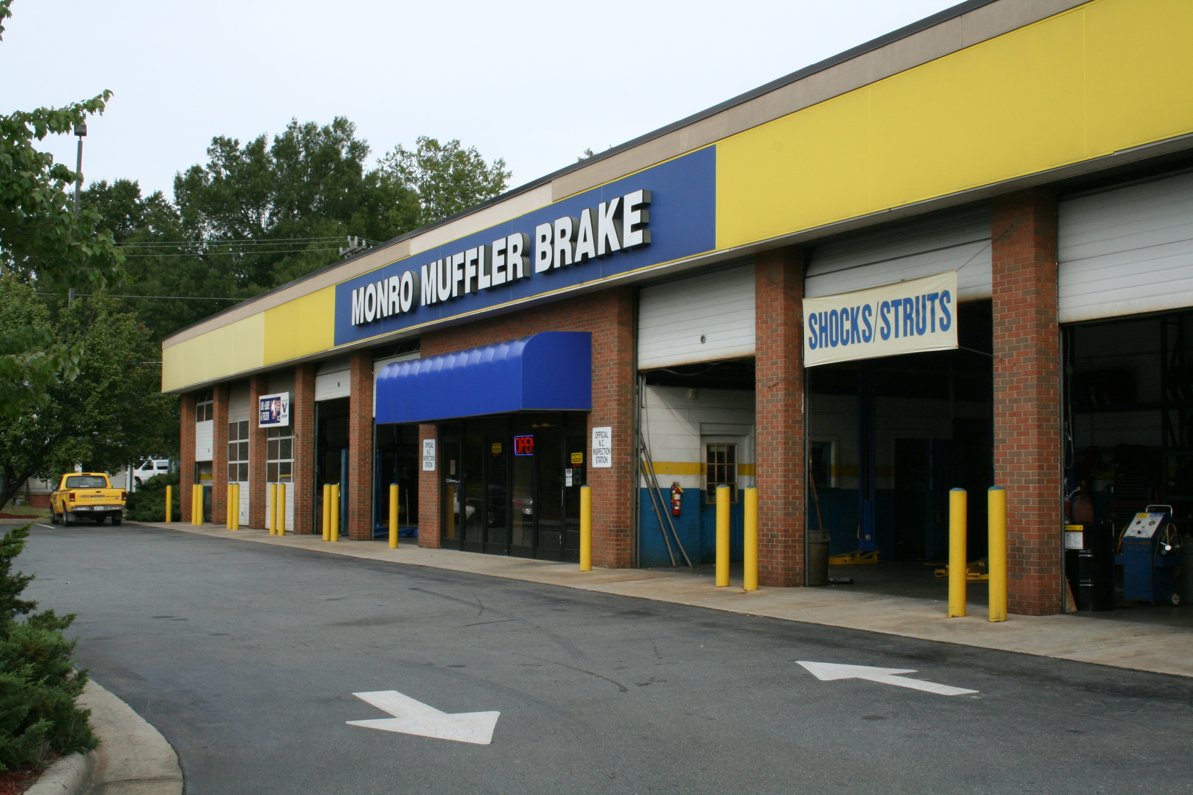 Mr Tire Locations >> Monro Muffler Brake Wikipedia