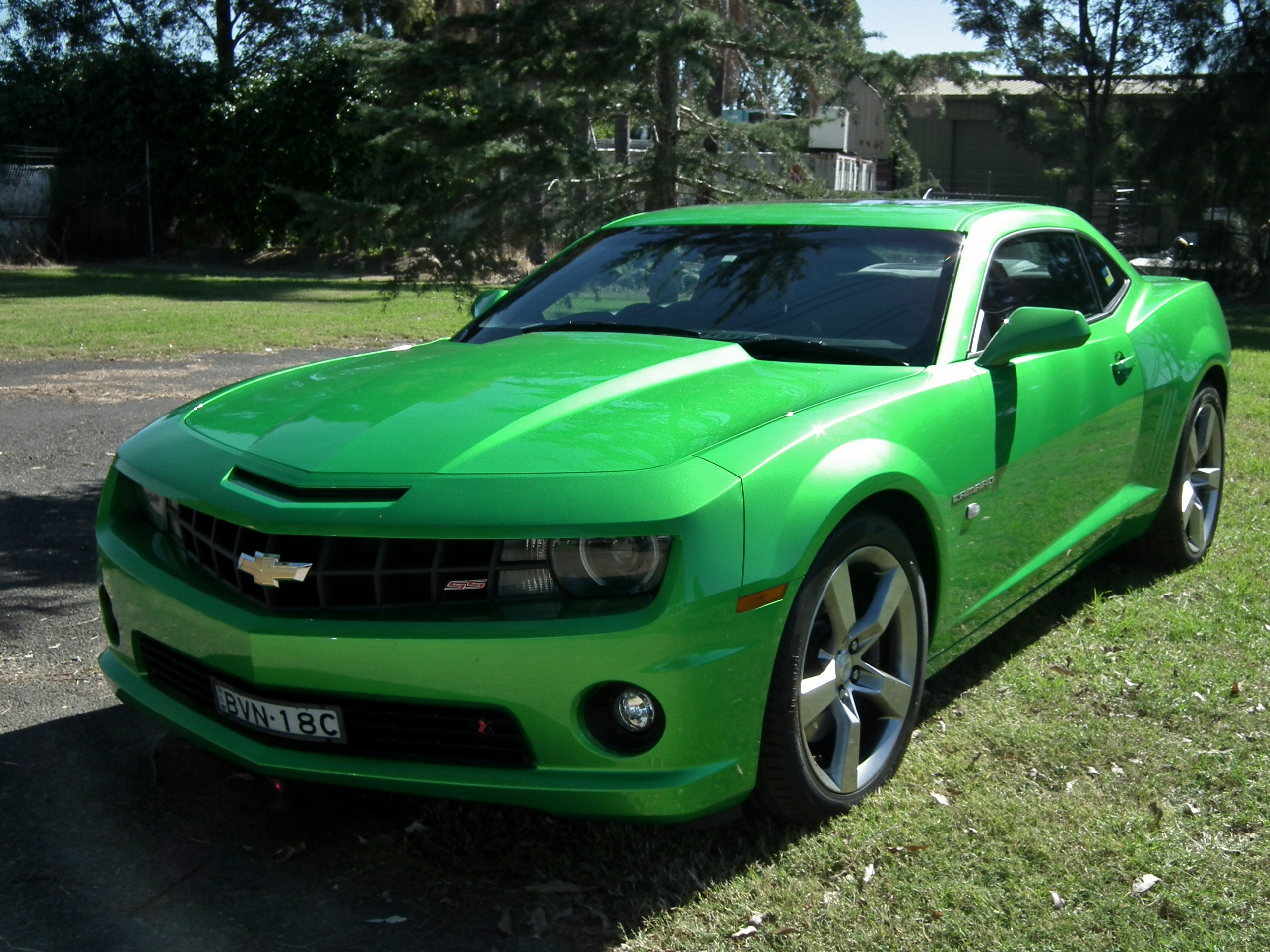 Image Result For Green Chevrolet