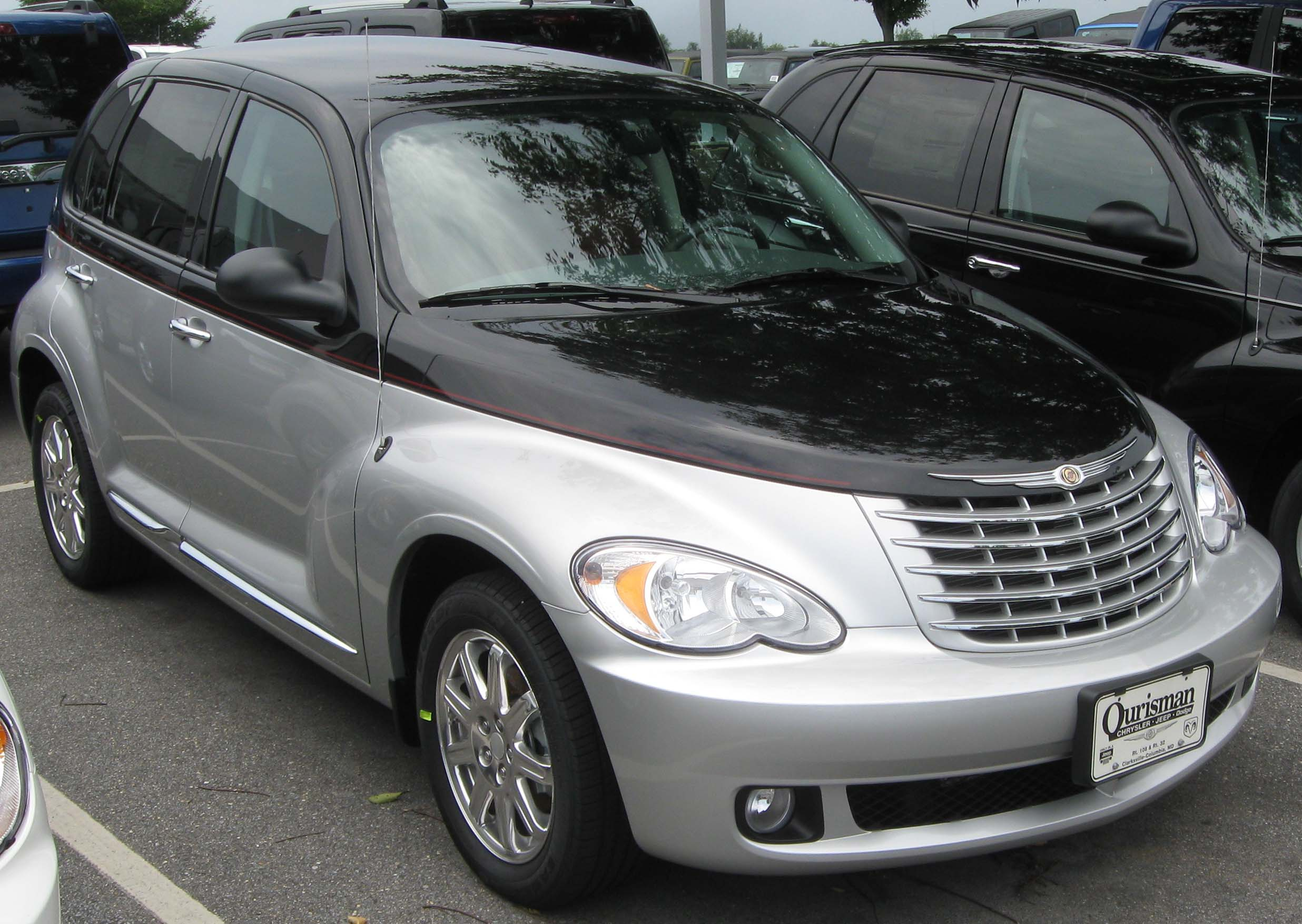 Chrysler uk pt cruiser