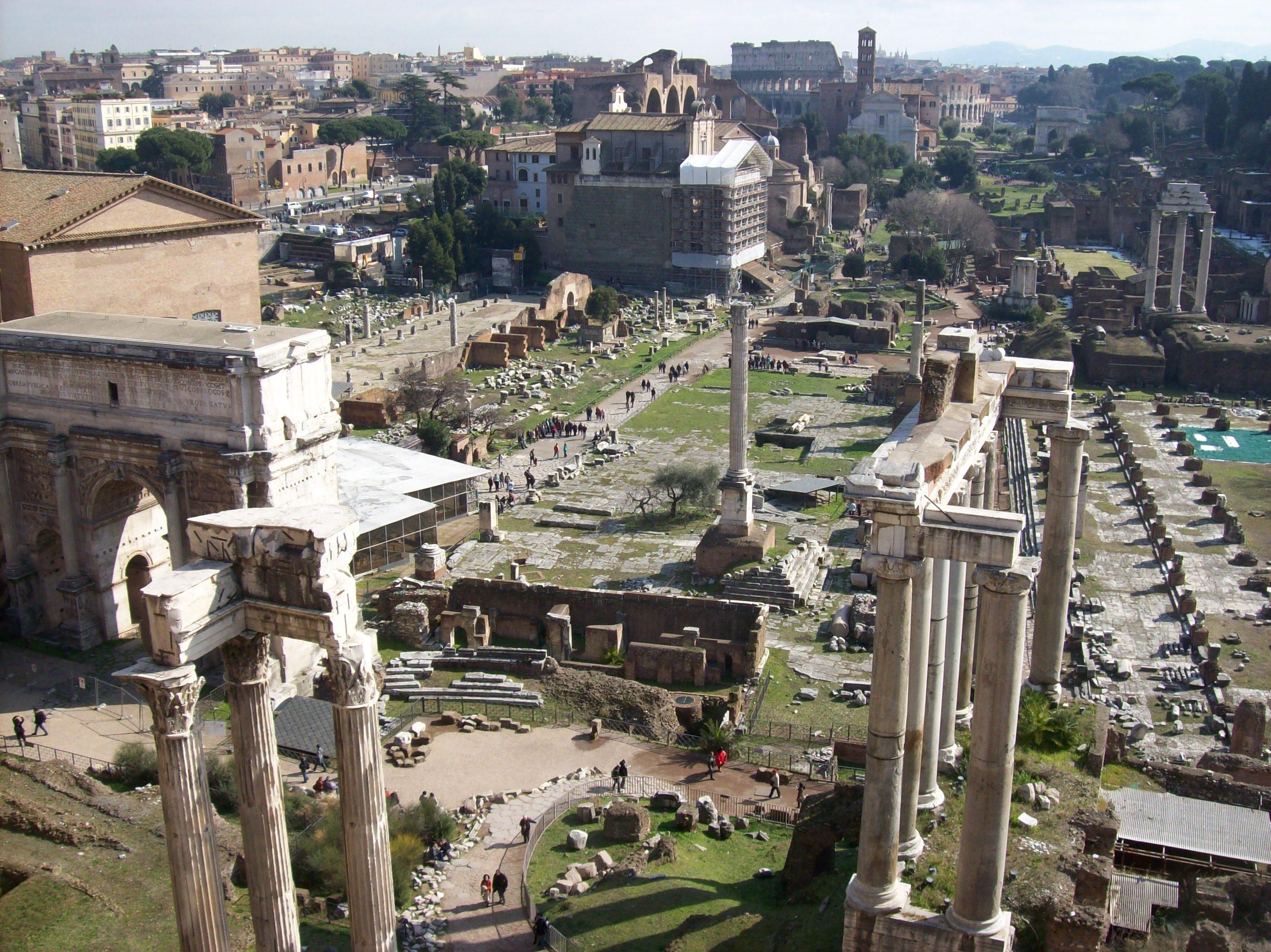Un Moderno Foro Di Roma.Foro Urbanistica Wikipedia