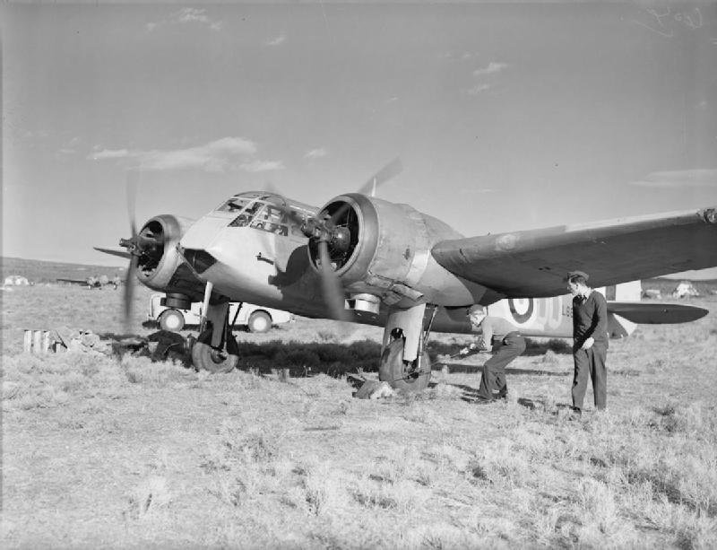 211_Squadron_RAF_Blenheim_Greece_WWII_IW