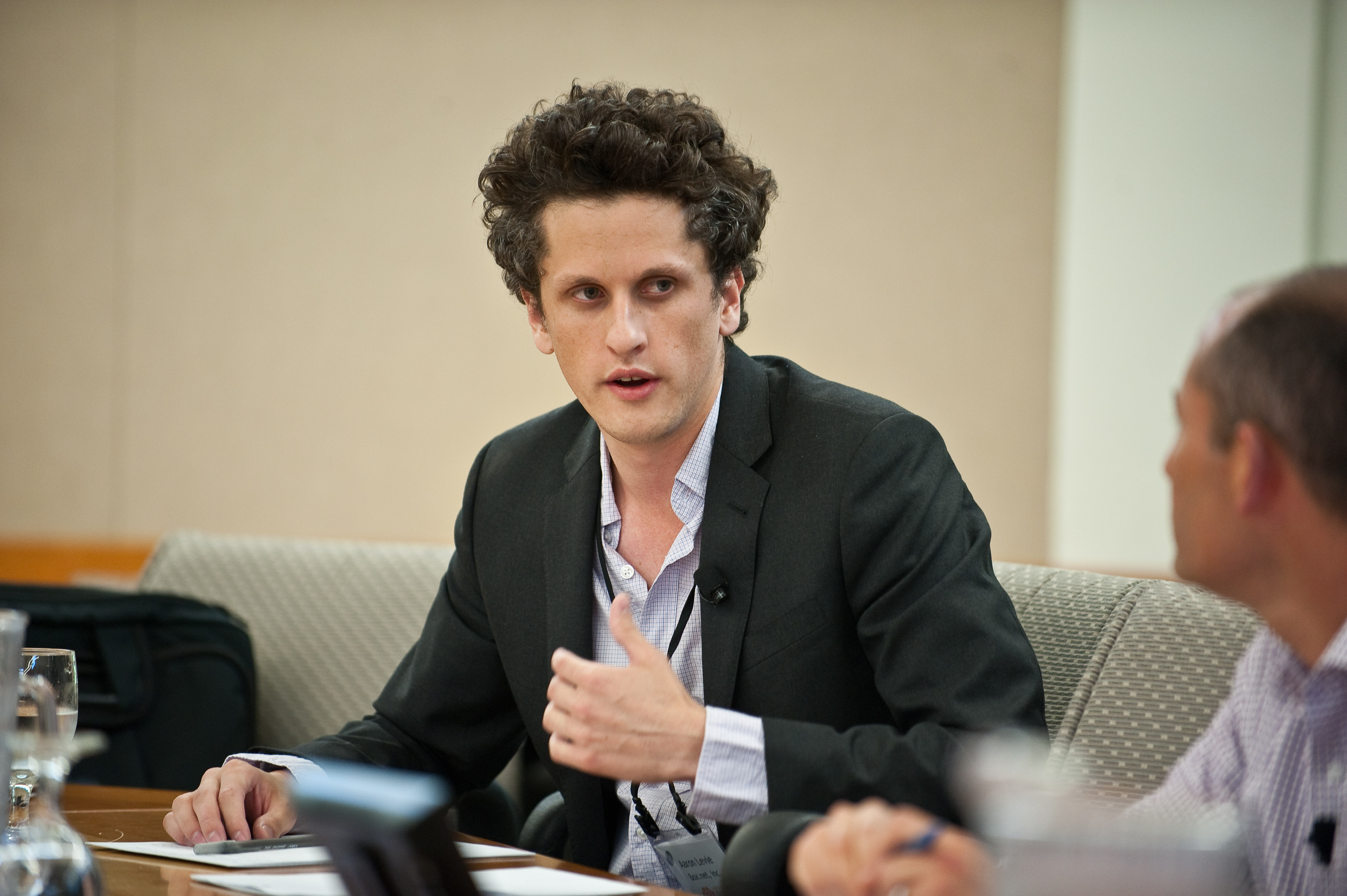 File Aaron Levie Co founder and CEO Box Wikimedia