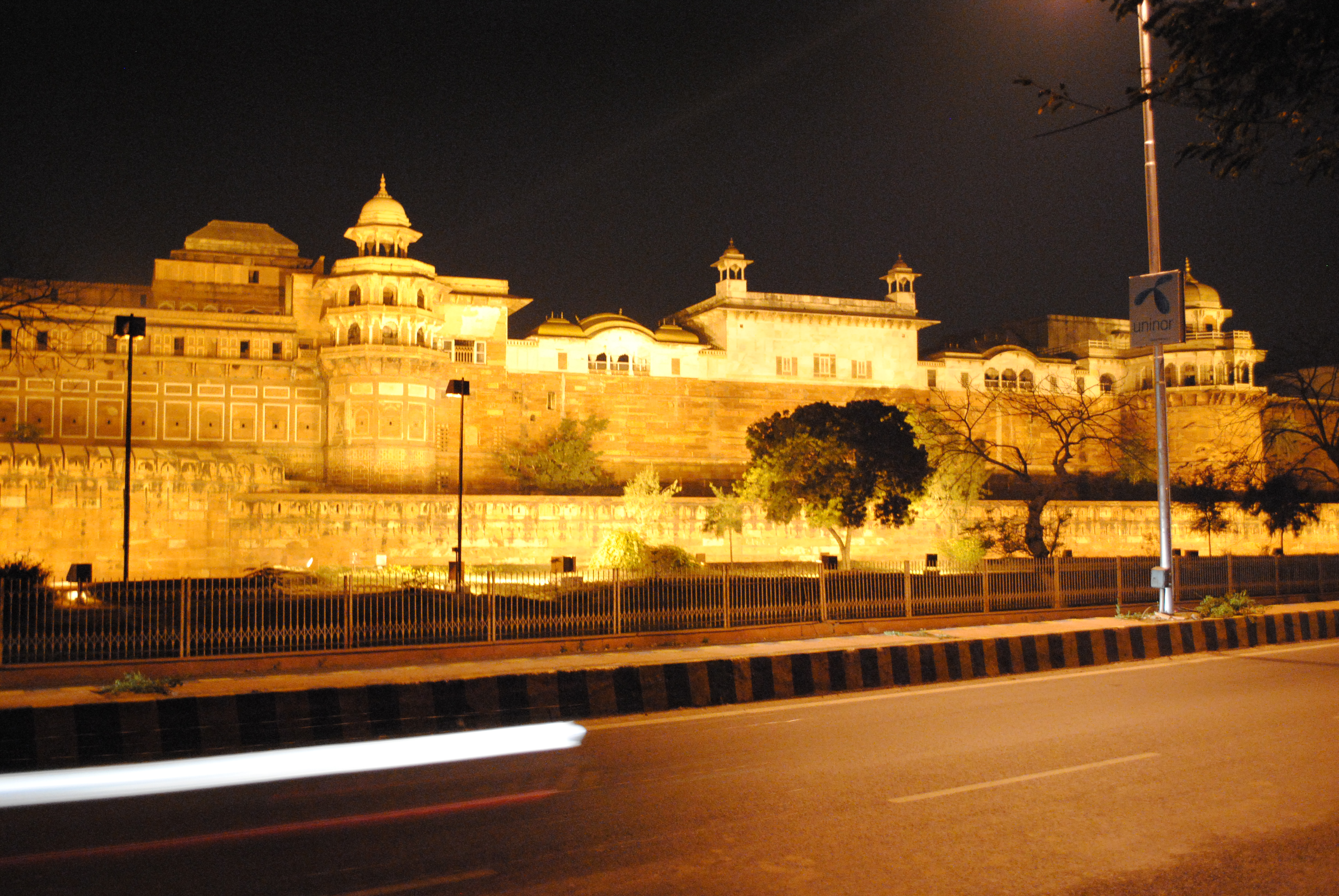 Night light wikipedia - File Agra Fort Night Light Jpg