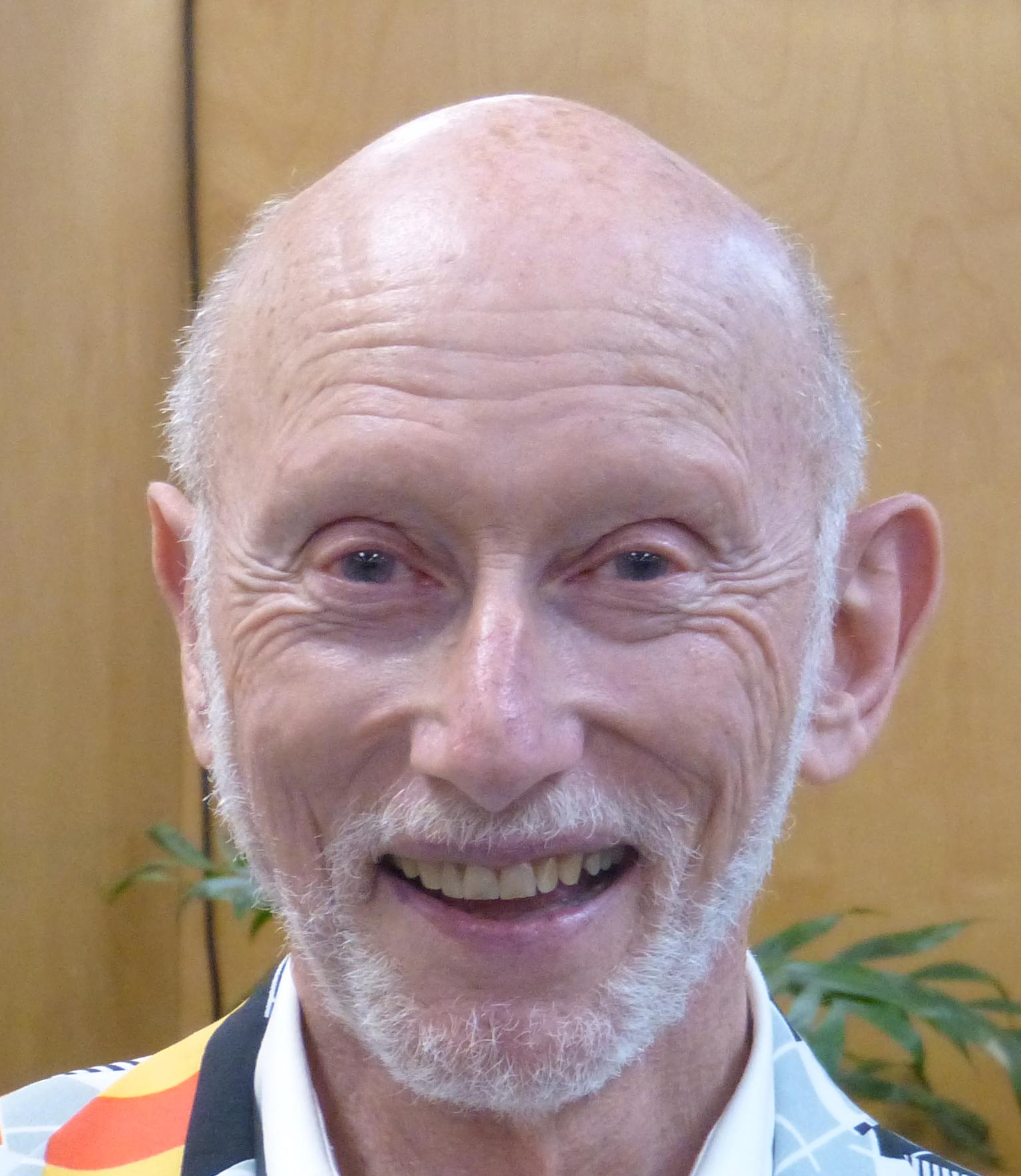 Poet Allen Klein