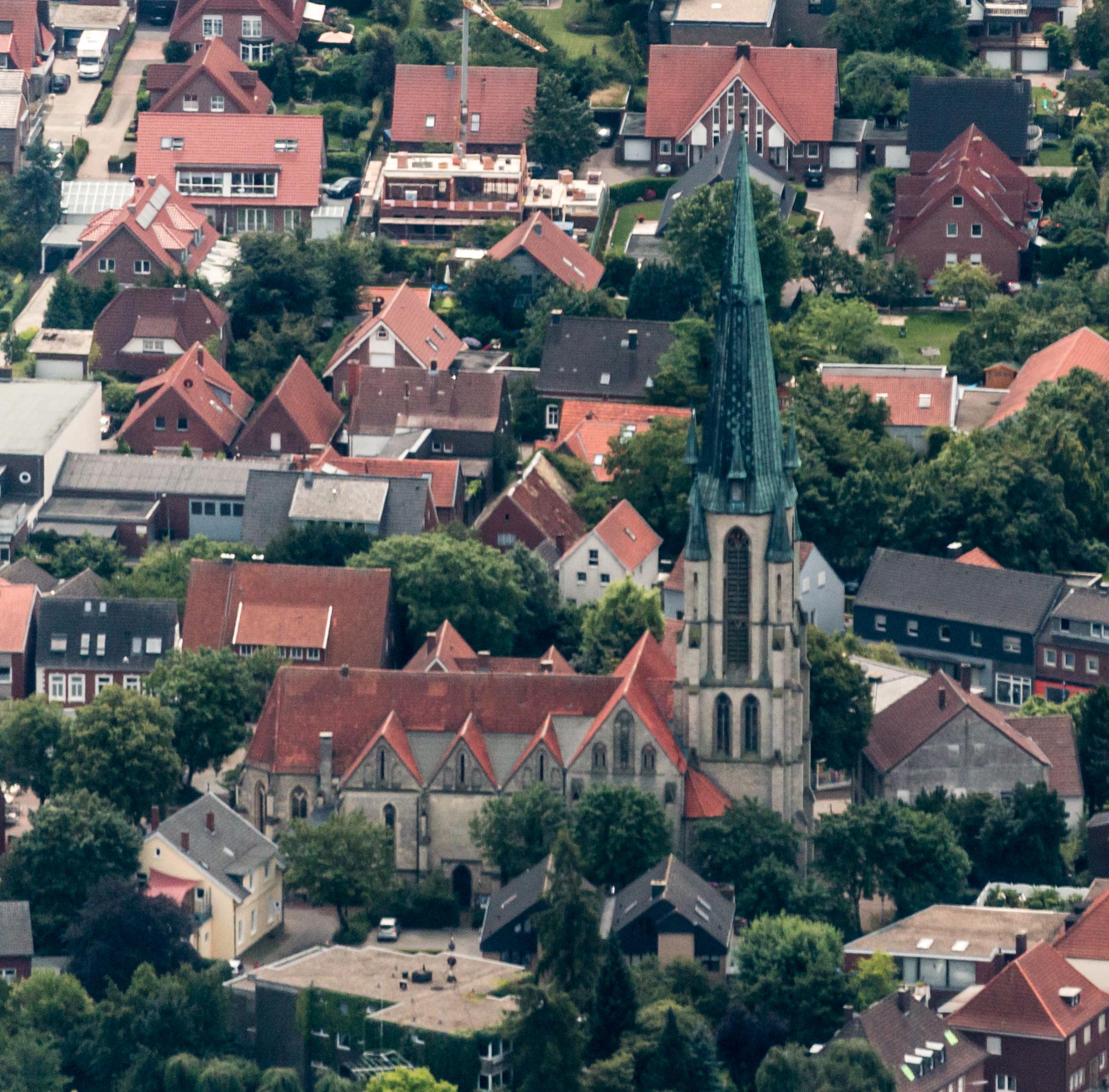 File Altenberge St Johannes Baptist Kirche 2014 2529