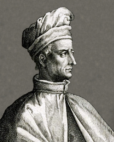 Amerigo Vespucci (with turban) - cropped