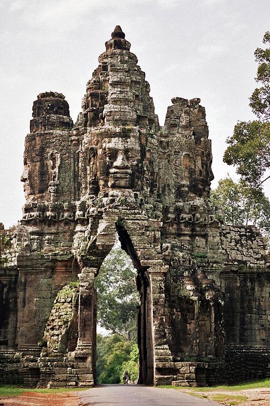 Khmer Empire Religion Seat of The Khmer Empire[edit
