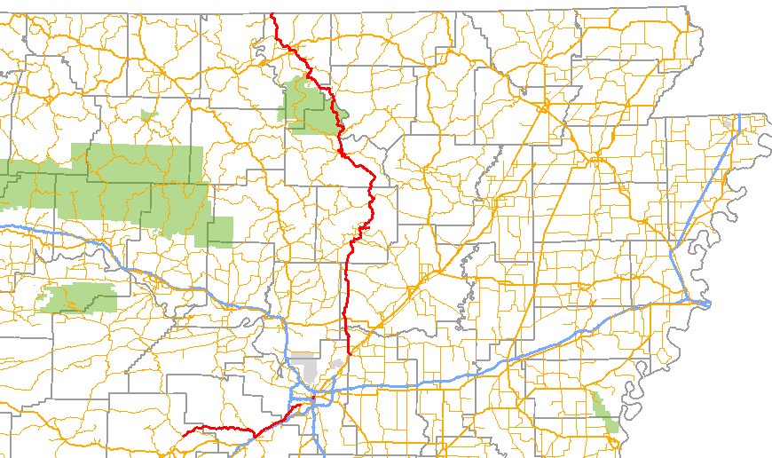 Arkansas Highway 5 - Wikipedia