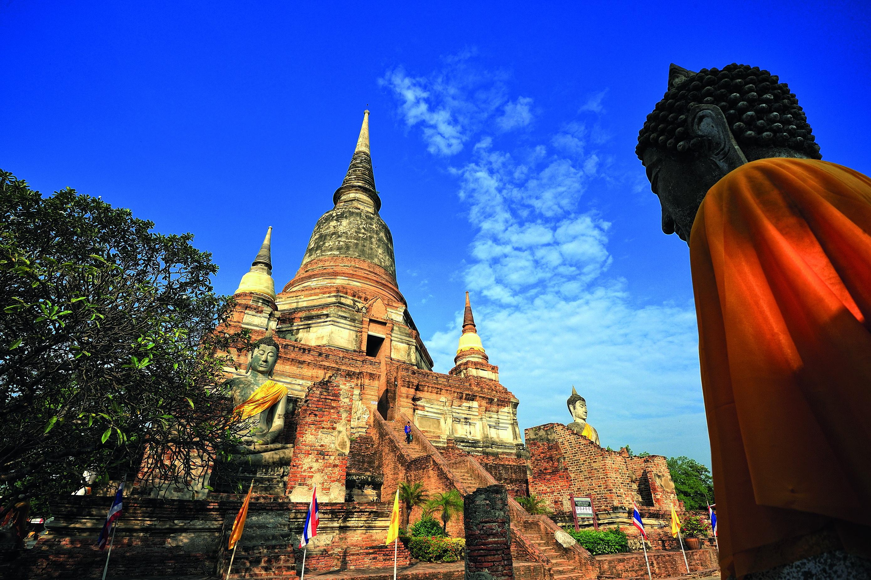 [Chia sẻ] Khám phá du lịch Chùa Wat Yai Chai Mongkhon – Hay Còn Gọi Là Wat Chao Phraya Thai, Ayutthaya, Thái Lan