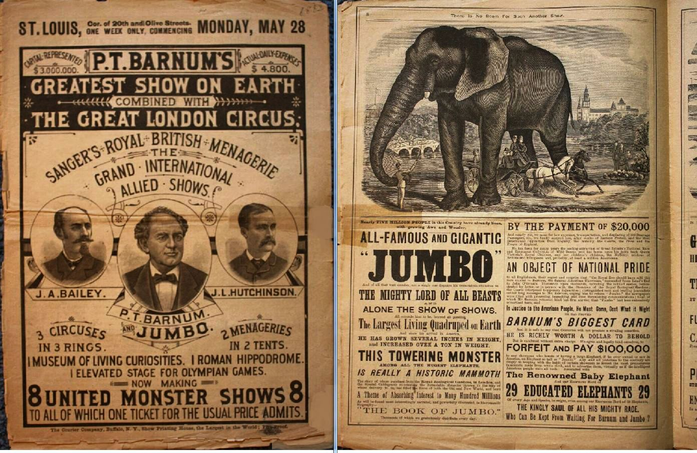 the greatest show on earth a biography of p t barnum On sunday, may 21, ringling bros and barnum & bailey we believe it shows what made ringling bros and barnum & bailey truly the greatest show on earth.