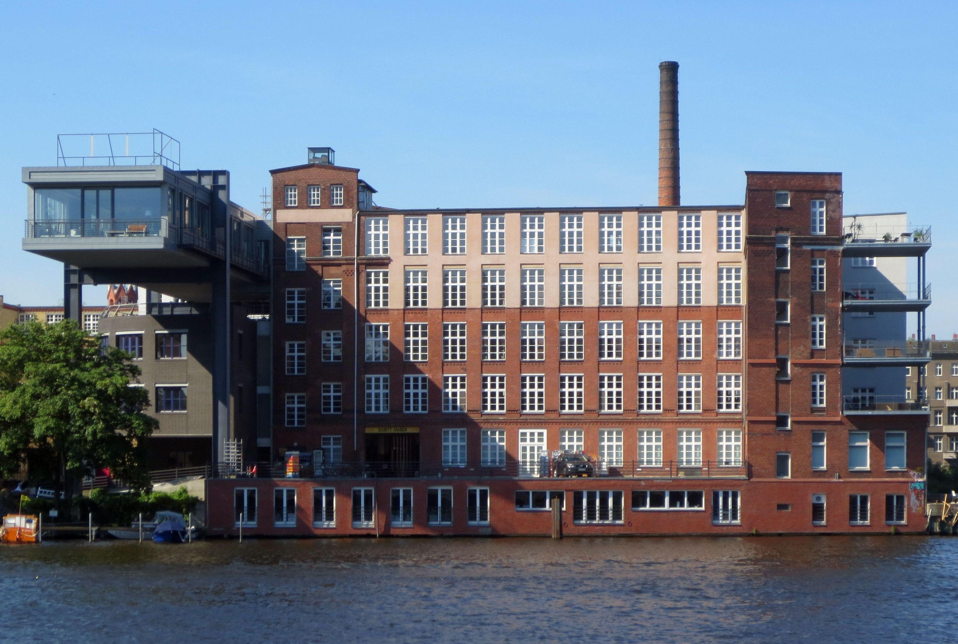 Der Industriepalast