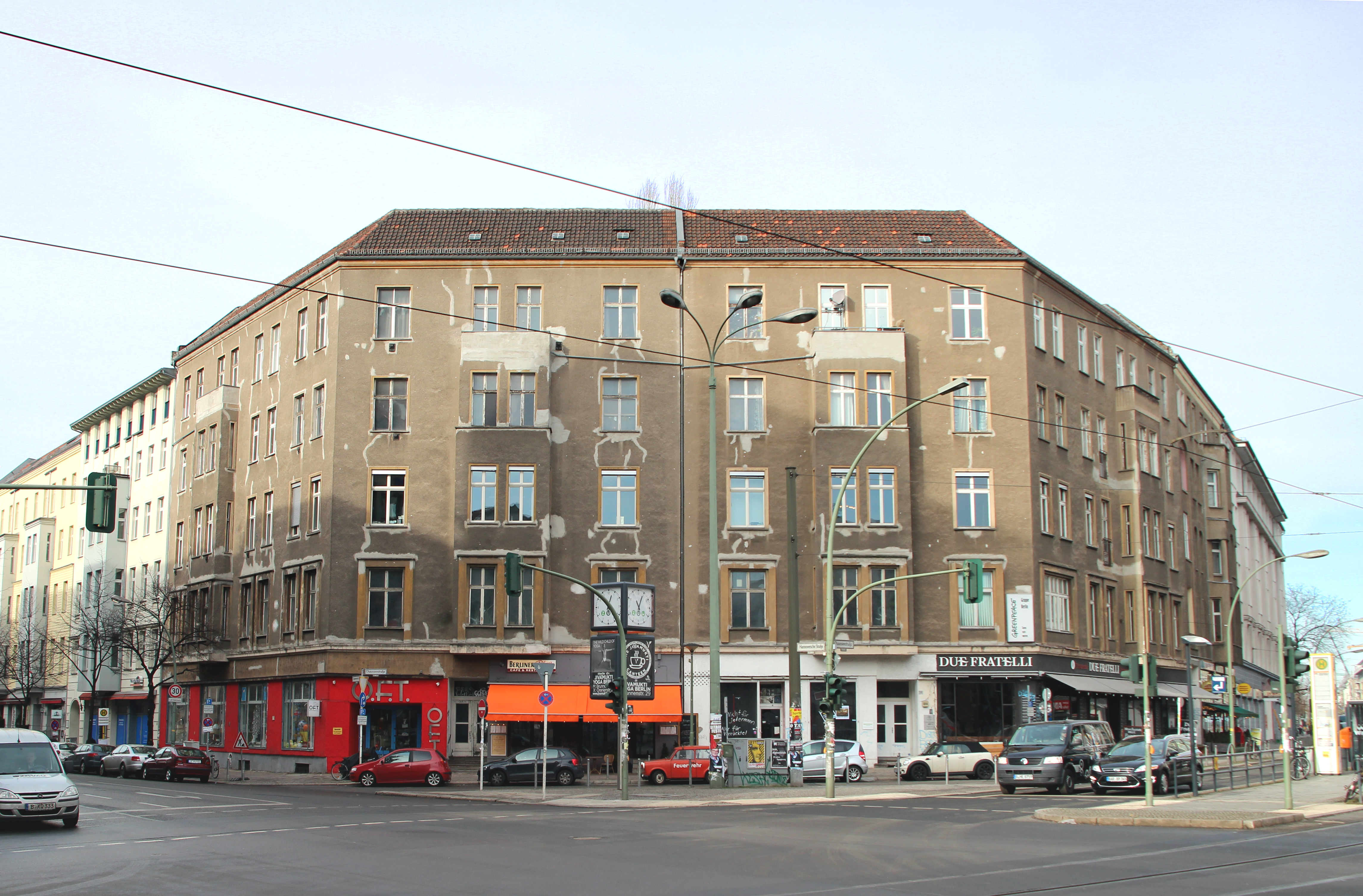 file berlin mitte chausseestrasse 131 fcm jpg wikipedia. Black Bedroom Furniture Sets. Home Design Ideas