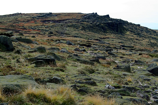 Blackstone Edge. - geograph.org.uk - 570407
