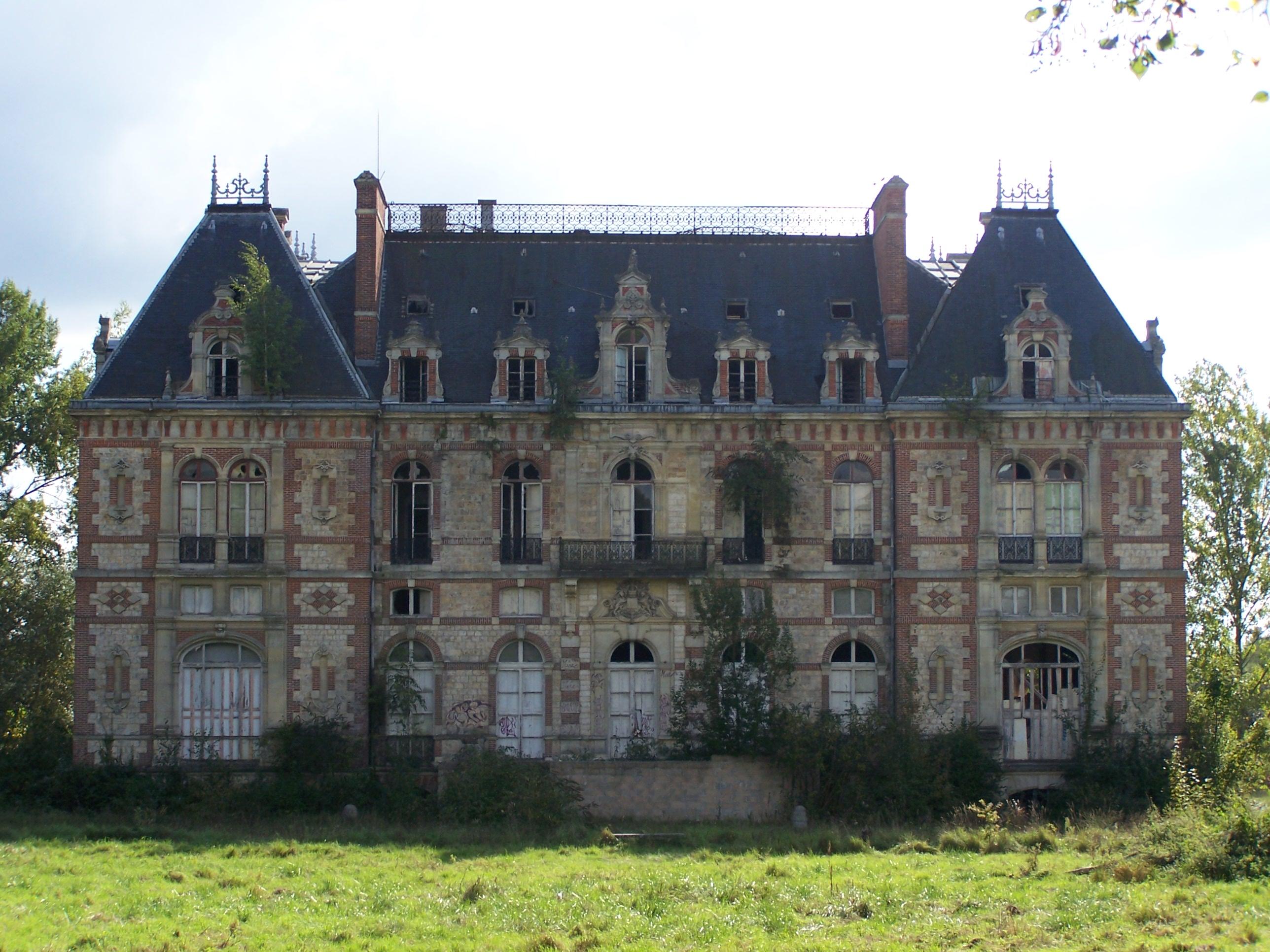 Ch teau de bonnelles wikiwand for Chateau yveline