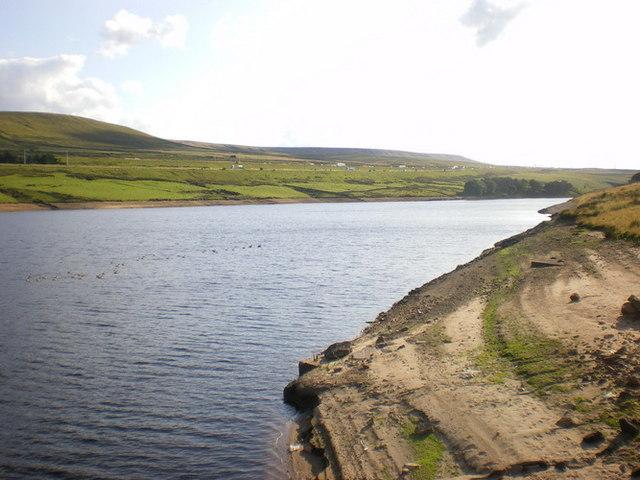 Booth Wood Reservoir - geograph.org.uk - 1432786