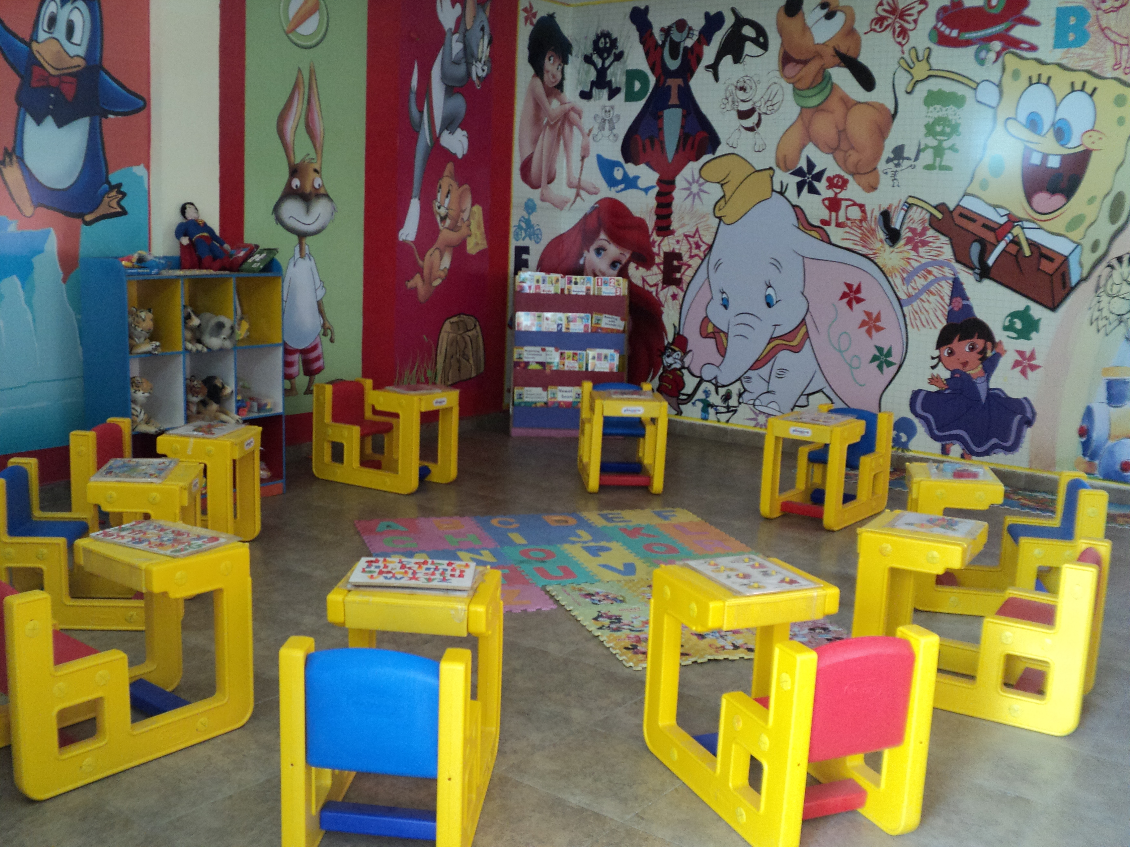 Kinder Garden: File:Brighton International School, Raipur